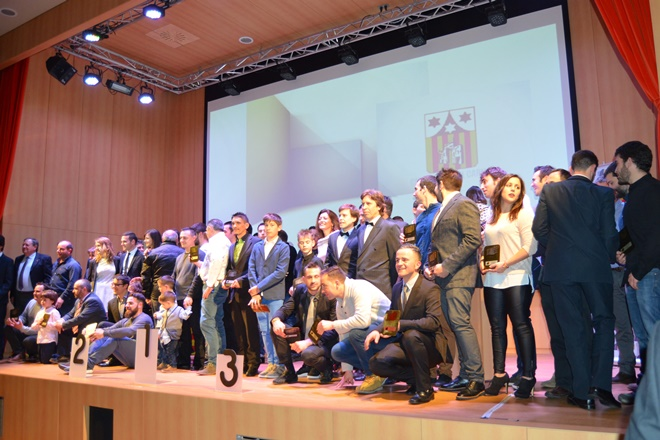Gala Campeones Aragon 0702