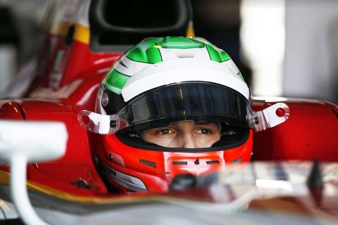 Leonardo Pulcini casco