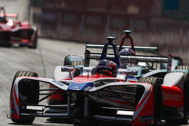 formula e rosenqvist mahindra campos racing