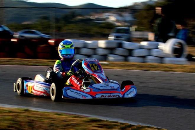 ► Karting: El Teo Martín Junior Team arranca la temporada 2018 en la X30 Winter Cup IAME