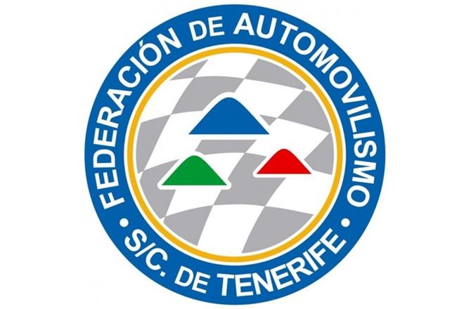 logo federacion automovilismo tenerife
