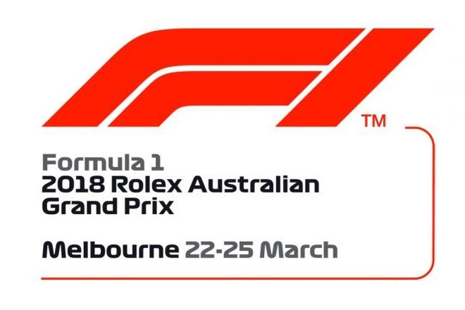 logo gp australia f1