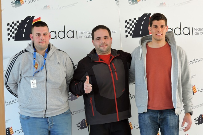 pilotos slalom seleccionados