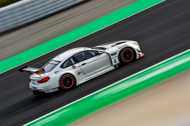 teo martin bmw m6 gt open montmelo