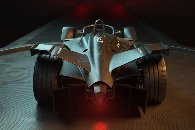 Formula E DS