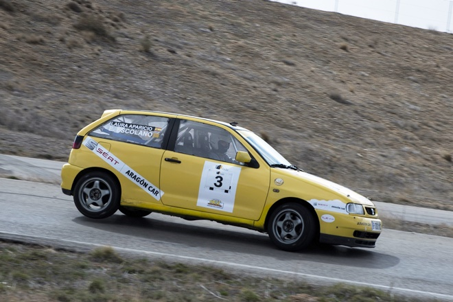 Pablo Escolano slalom torremocha