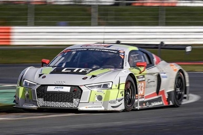 Silverstone 12 horas Tutumlu Audi R8