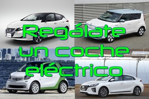 regalate coche eléctrico