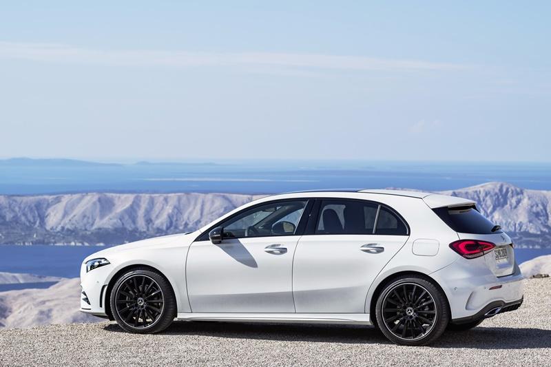 Mercedes benz clase a 2018 fotos generales rinc n del motor for Mercedes benz clase a 2018