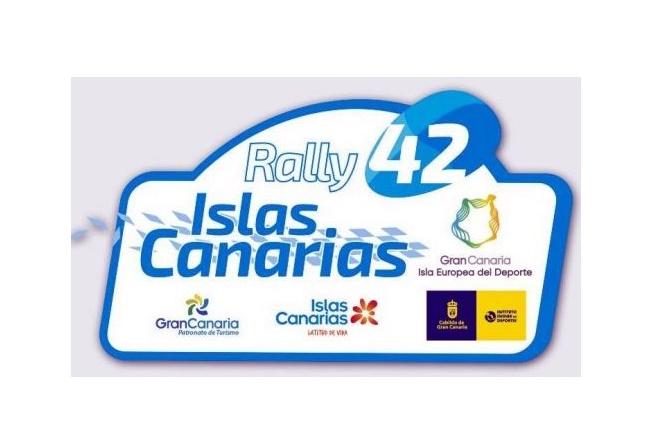 placa rallye islas canarias 18