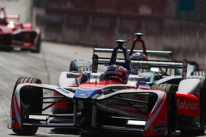 rosenqvist formula e mahindra mejico campos racing