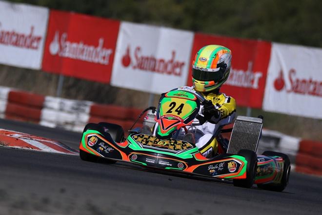 ruben moya euroseries karting
