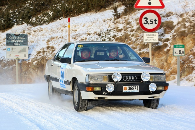 Andorra Winter Rally previo
