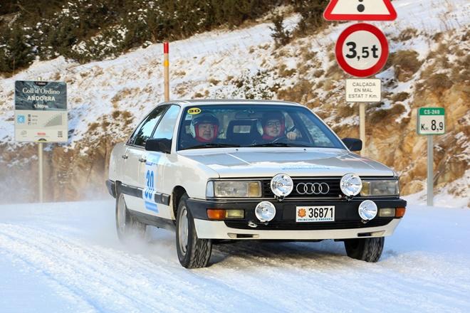 El Rallye de Invierno de Andorra será el día 16 de diciembre