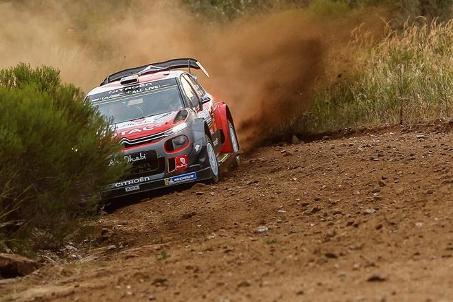 Argentina Breen Citroën C3 WRC