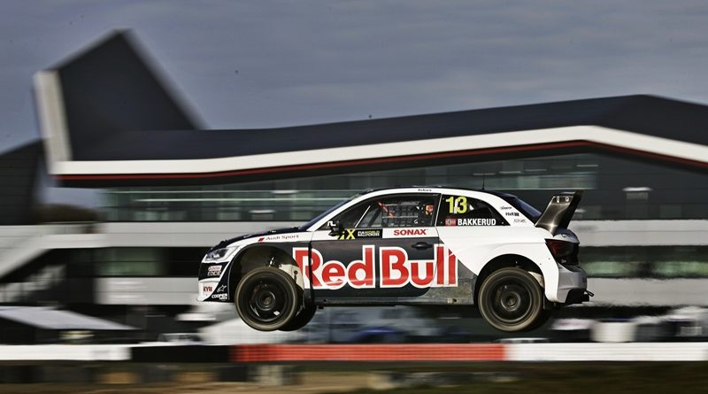 Audi S1 EKS Rallycross