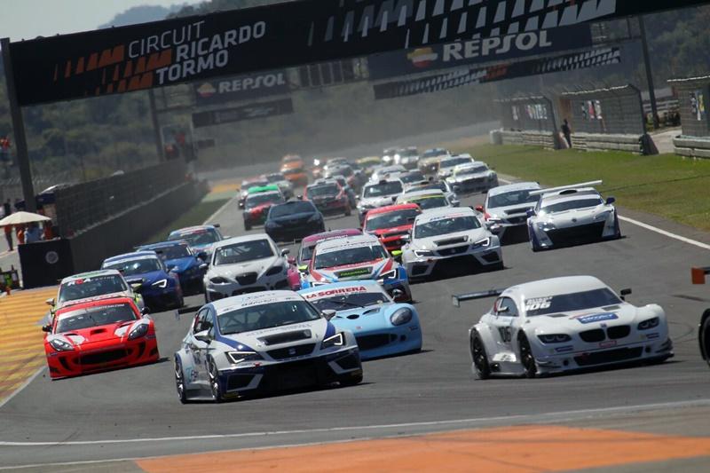 Este fin de semana comienza el CER-GT en Cheste