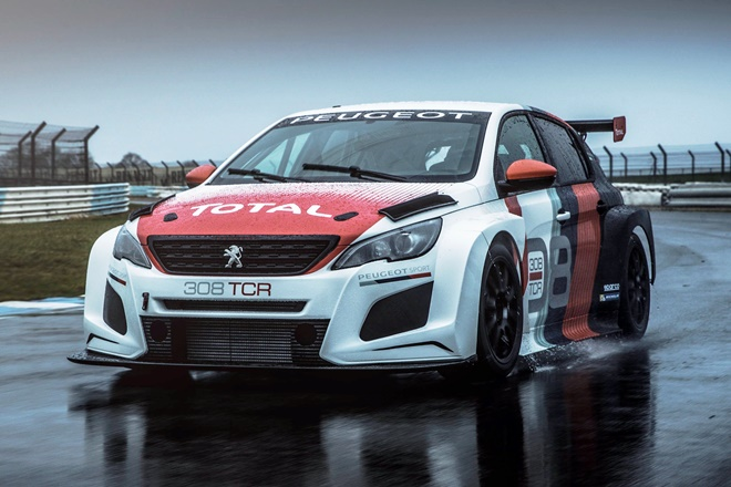 CER TCR Peugeot 308