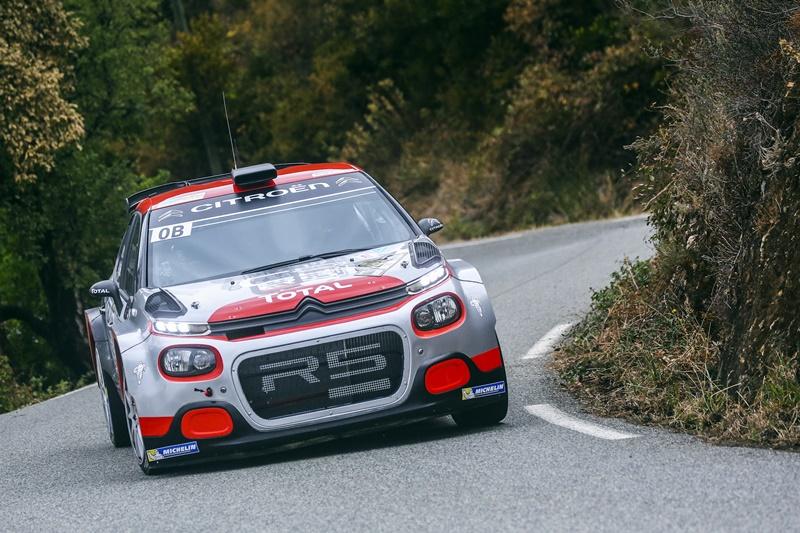 Nuevo Citroën C3 R5, otro gran competidor del WRC2 y los nacionales