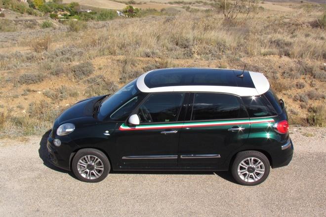 Fiat 500L 16 Mj 120 2017