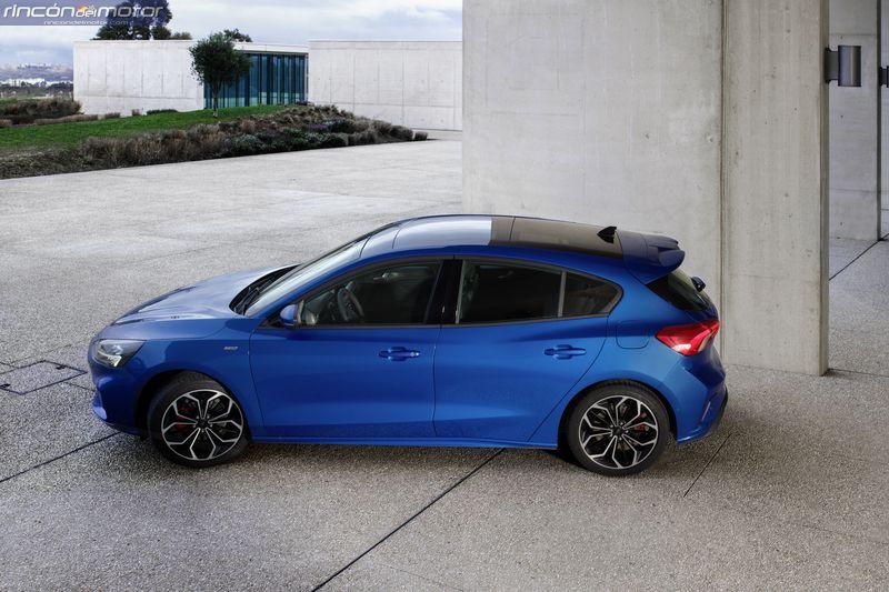 Ford Focus 2018, fotografías generales