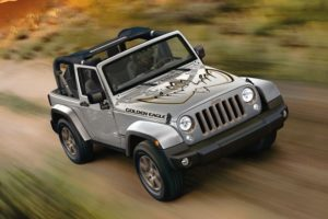 Jeep Wrangler Golden EagleB