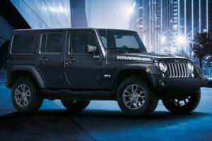 Jeep Wrangler JKB 2018