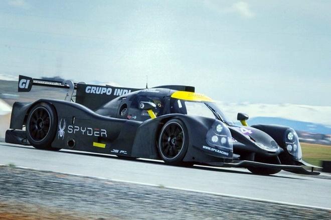 LMP3 LMS Fontes SPV Racing