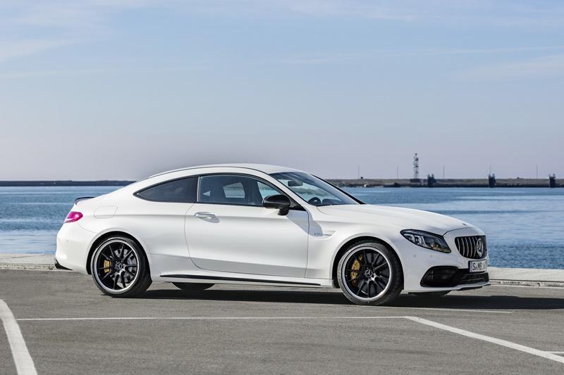 Mercedes Clase C AMG 63 2018, más opciones de personalización