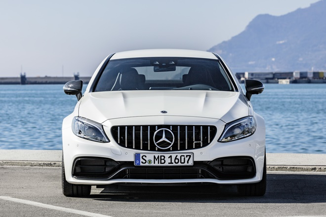 Mercedes-AMG C-63