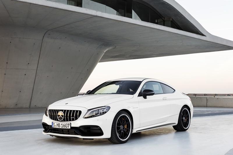 Mercedes Clase C AMG 63 2018