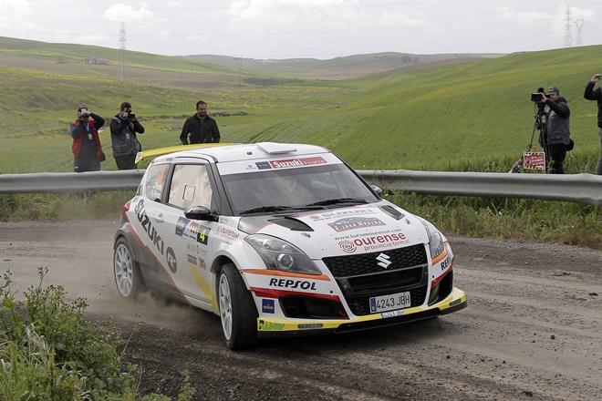 R Sierra Morena Pardo Suzuki Swift N5