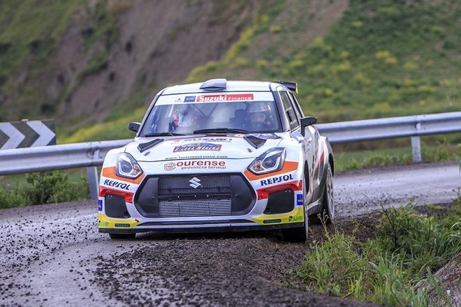 Rallye sierra morena vinyes swift N5