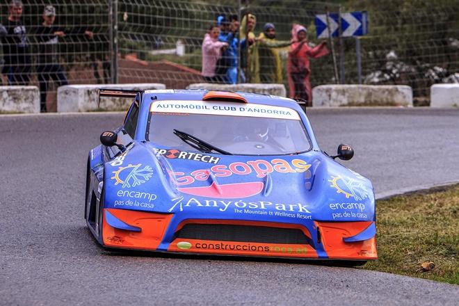 Ubrique montella speed car