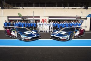 equipo ford 2018 wec
