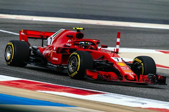 f1 bahrein raikkonen