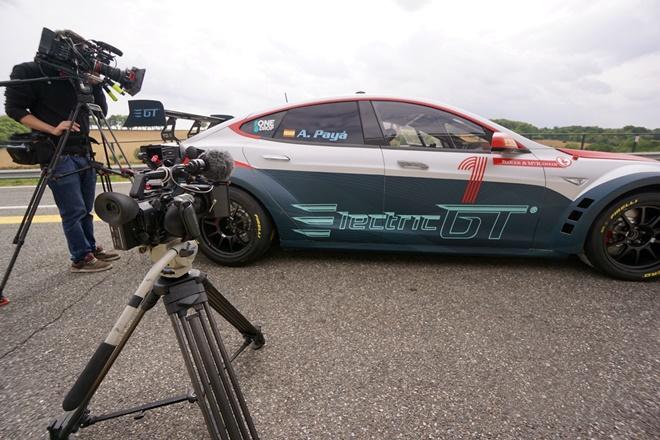 El Grupo MEDIAPRO producirá la retransmisión del Campeonato Electric Car Series