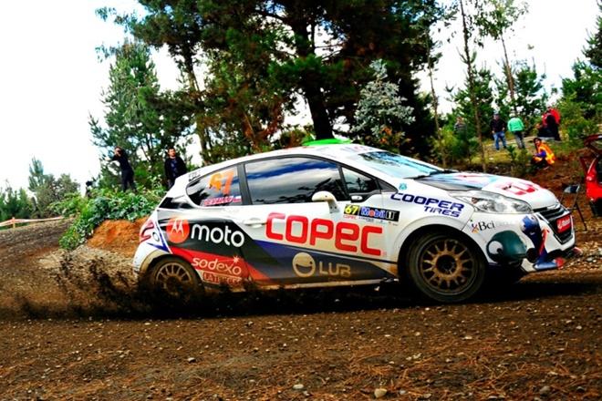 Chile candidato a una prueba del Mundial de Rallyes