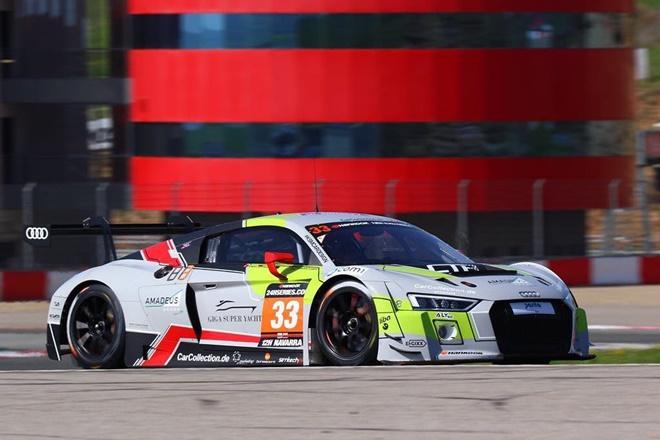 Audi R8 tutumlu previo 12h imola