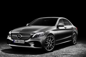 Mercedes Clase C Berlina 2018