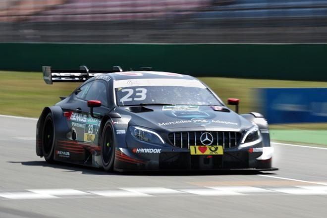 Dani Juncadella DTM 2018 pre Lausitzring