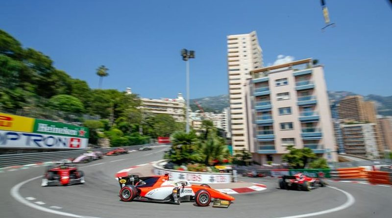 F2 Merhi monaco