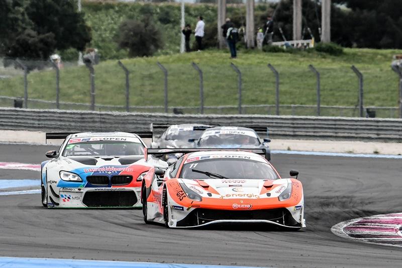 Di Amato-Montermini con Ferrari RS Racing, logran su primera victoria