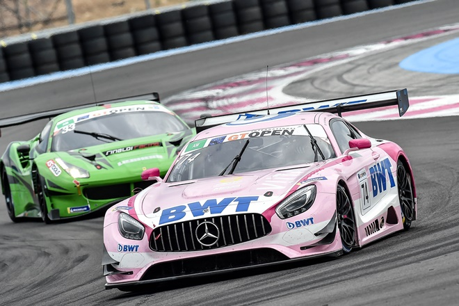 GT Open Paul Ricard Mercedes GT AM Hrachowina-Konrad 2018