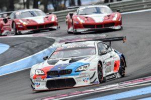 GT Open Rueda-Saravia BMW M6 Paul Ricard 2018