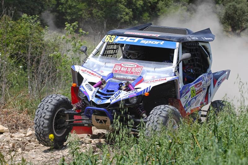 Dominio de los Buggies y de Yamaha en Jaén