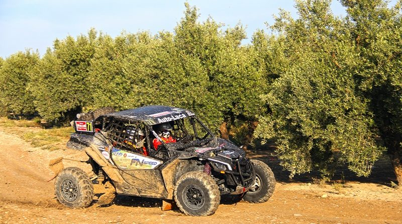 Mar Olivos certt sola Can-Am