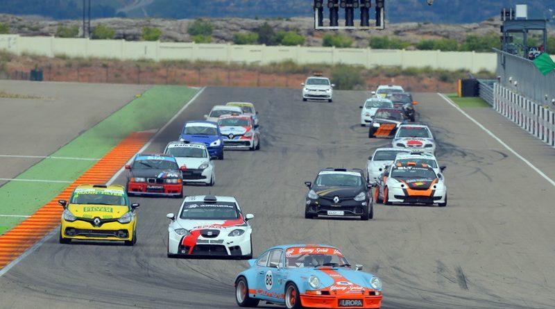 MotorLand Aragón velocidad 2018