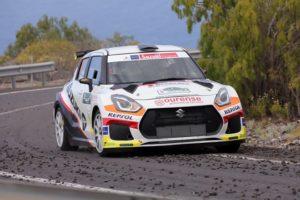 Rallye Adeje Pardo Suzuki Swift N5