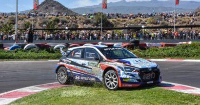 Rallye Adeje Suarez Hyundai i20